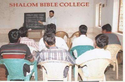Pastor Paulson Bible School