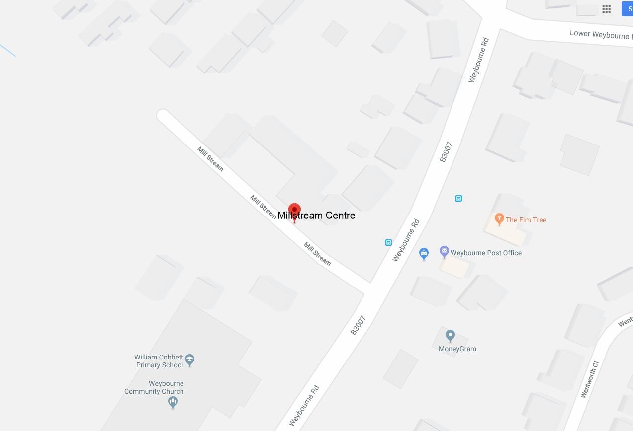 Millstream location