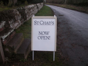 St Chad Open 1