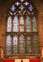 East Window Internal View