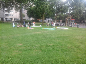 Picnic on the Green