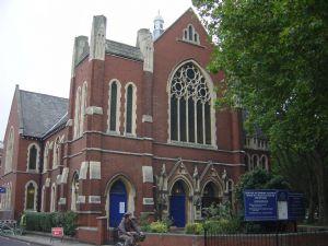 Barnes Methodist Church