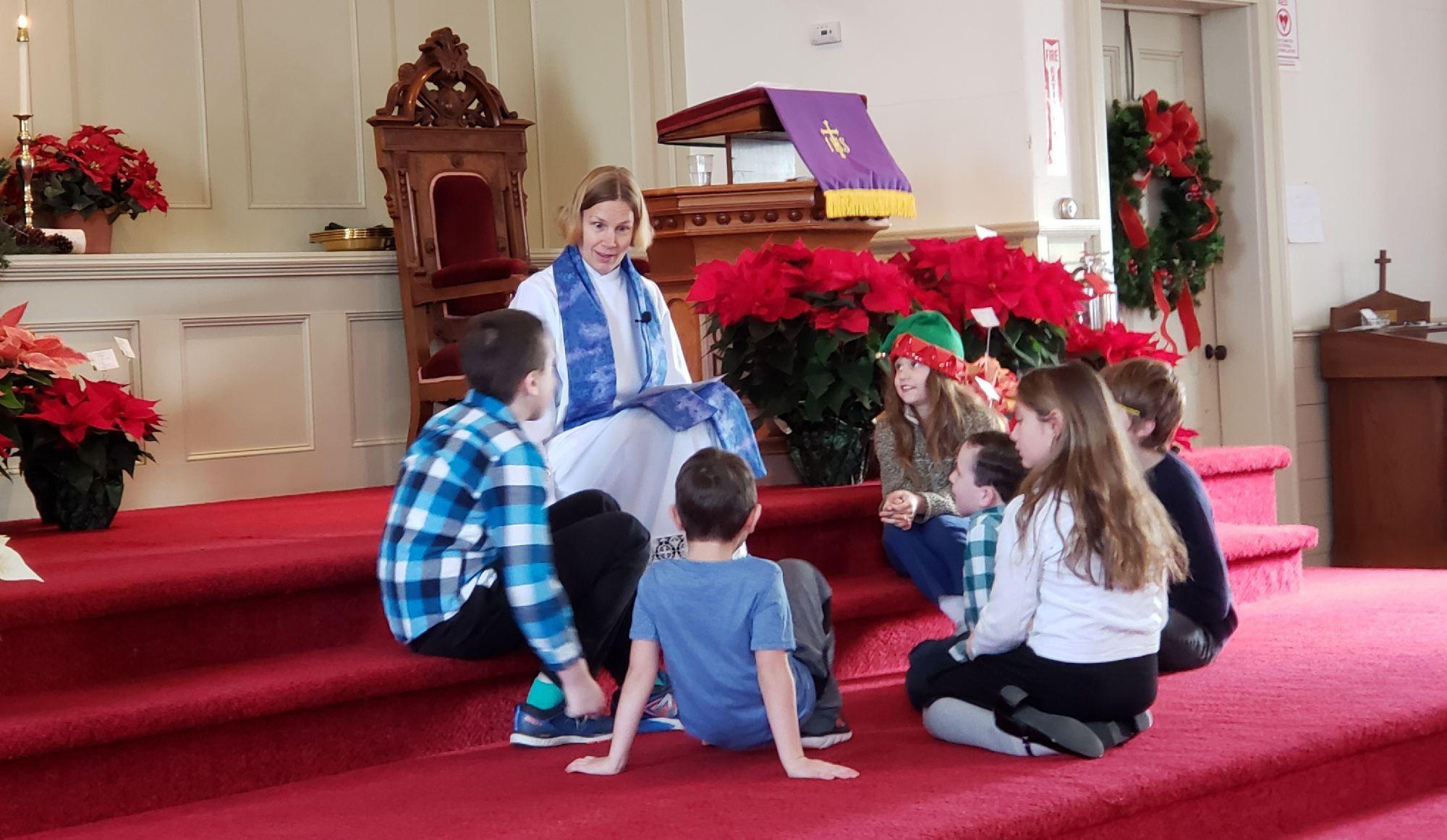 Pastor Kathy