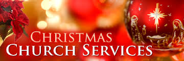 picture of christmas church services