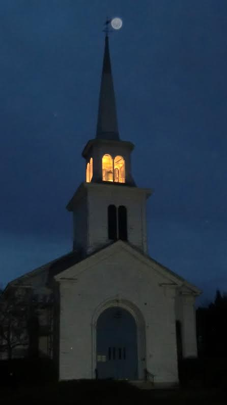 Picture of our Steeple