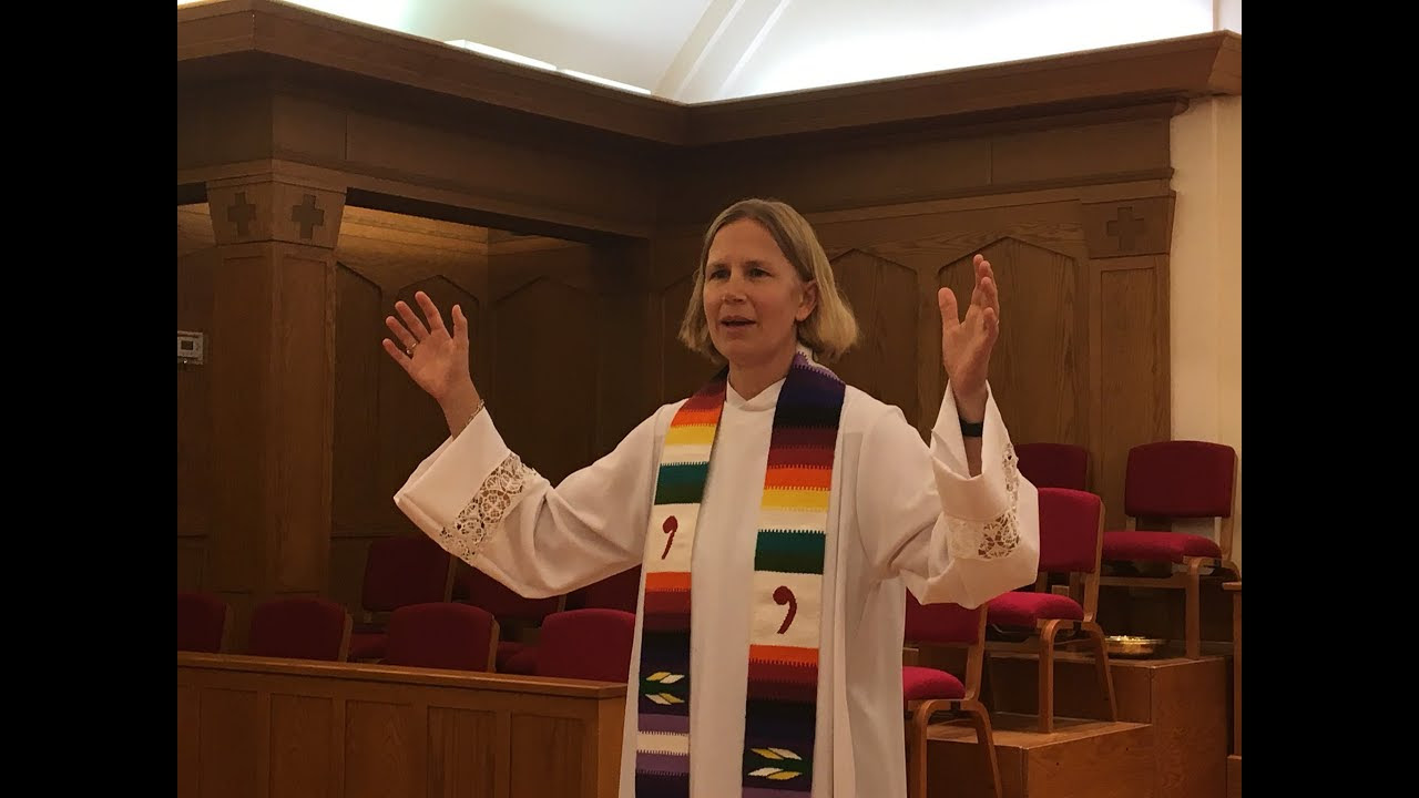 Rev. Kathy's Ordination