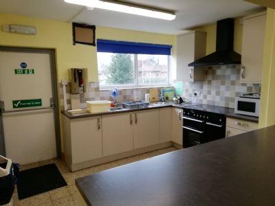 Rogers Hall kitchen 1