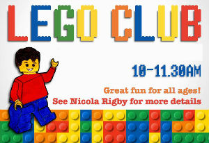 Lego Club - Great fun for all ages