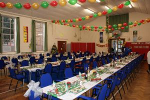 Older Persons Christmas lunch