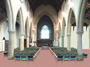 Body of church