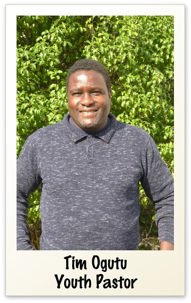Tim Ogutu, Youth Pastor