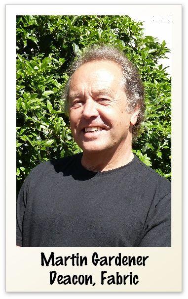 Martin Gardener, Deacon