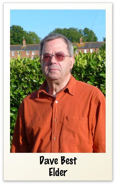 Dave Best, Elder