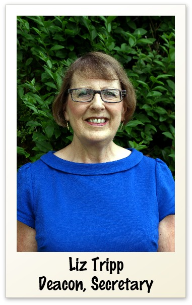 Liz Tripp, Secretary