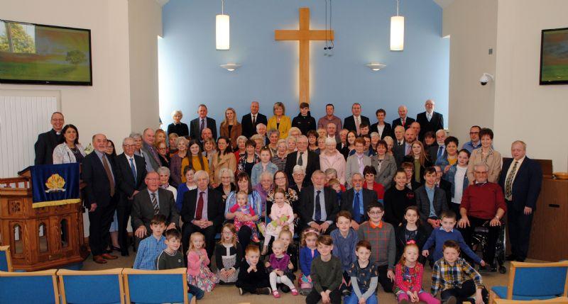 Irvinestown Pres. Church 2019