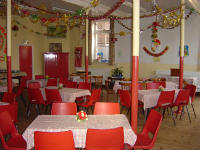 Lower School Room at Christmas