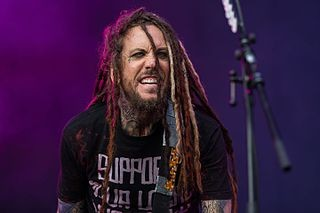 Brian Head Welch in concert