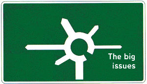 roundabout diagram big issues