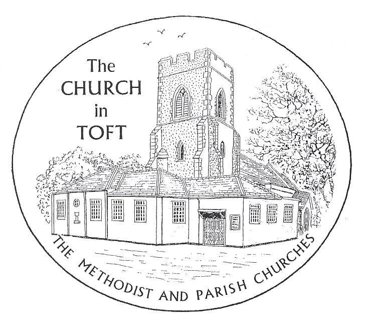 Toft Churches Logo