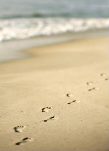 Footsteps bigger
