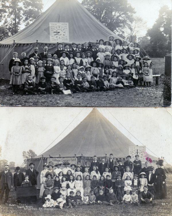 Tent Mission