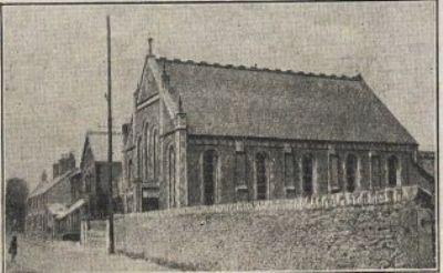 'New' chapel