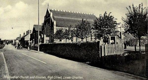 Church on Ermin St