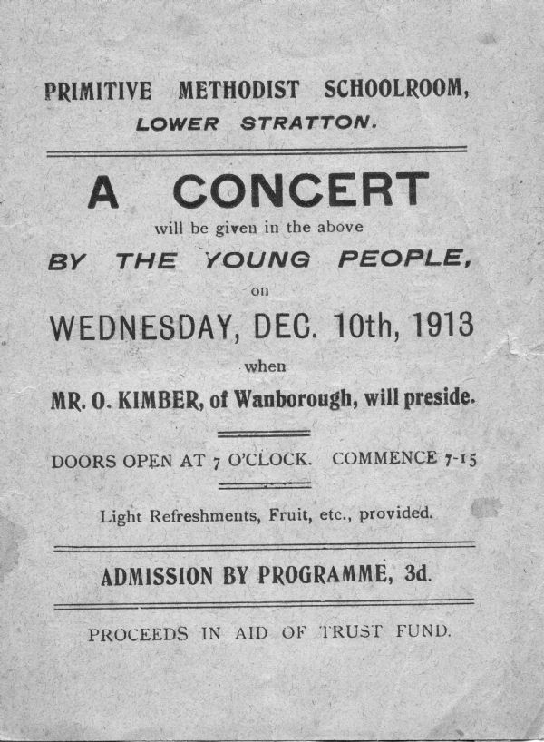 Concert 1913