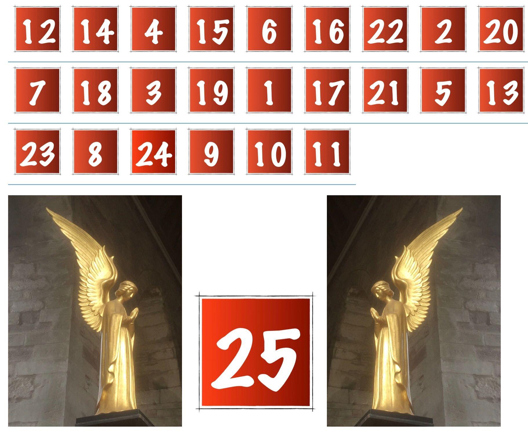 Advent Calendar Link