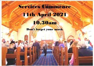 Services April 2021