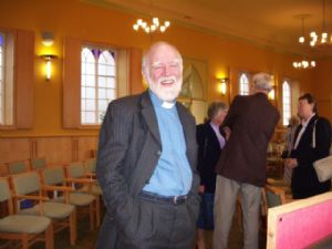 Revd Peter McIntosh