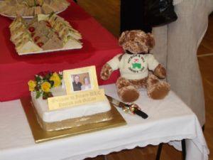 Cake and Bear
