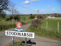 Stodmarsh sign