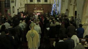 Midnight Mass 2017, Archbishop of Canterbury