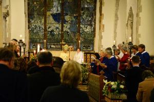 WCK 2016 midnight mass