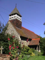 Stod marsh church close