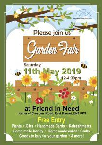 Garden Fair Poster
