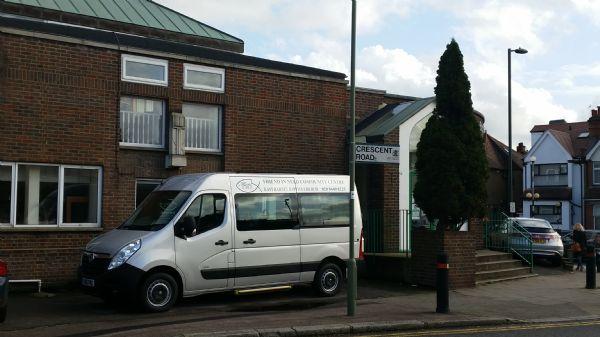 New FIN Van