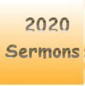 2020Sermons