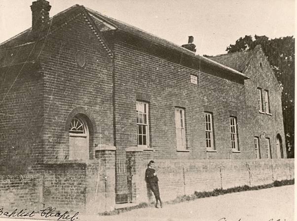 The original chapel