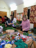 wreath making1