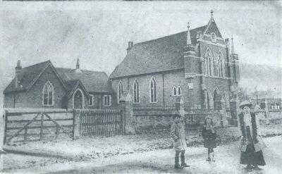 Aston Clinton Baptist Church circa 1900