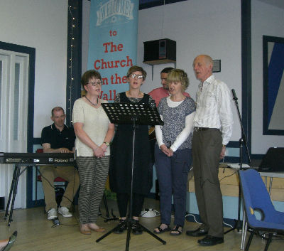 Burra Baptist Music Group