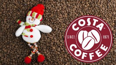 Christmas  Costa 2017