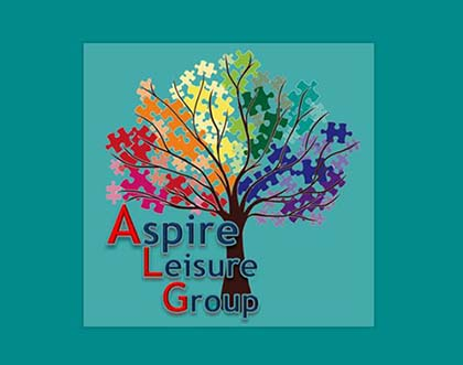 Aspire Leisure Group Logo