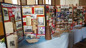 Exhibition earlier part