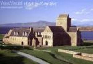 Iona Abbey - inspiration for the Iona Fellowship[