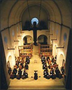 Mirfield Chapel