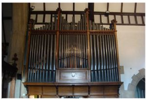 St Peters Organ