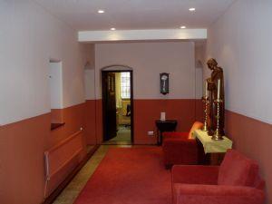 Entrance Hall to Monastery